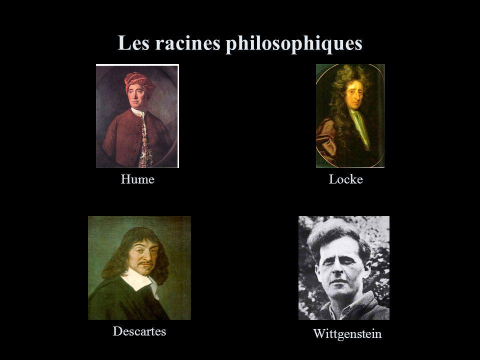Les racines philosophiques LockeHume Descartes Wittgenstein