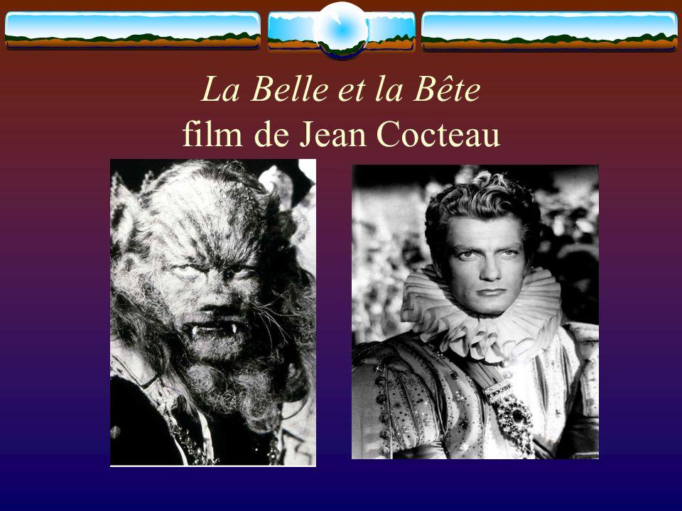 La Belle et la Bête film de Jean Cocteau