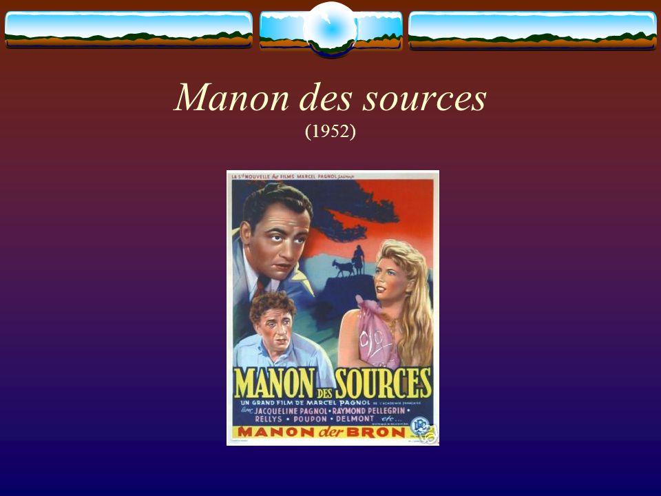Manon des sources (1952)
