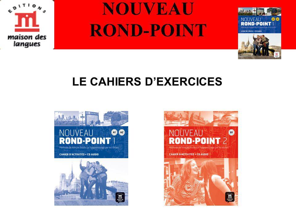 NOUVEAU ROND-POINT LE CAHIERS DEXERCICES