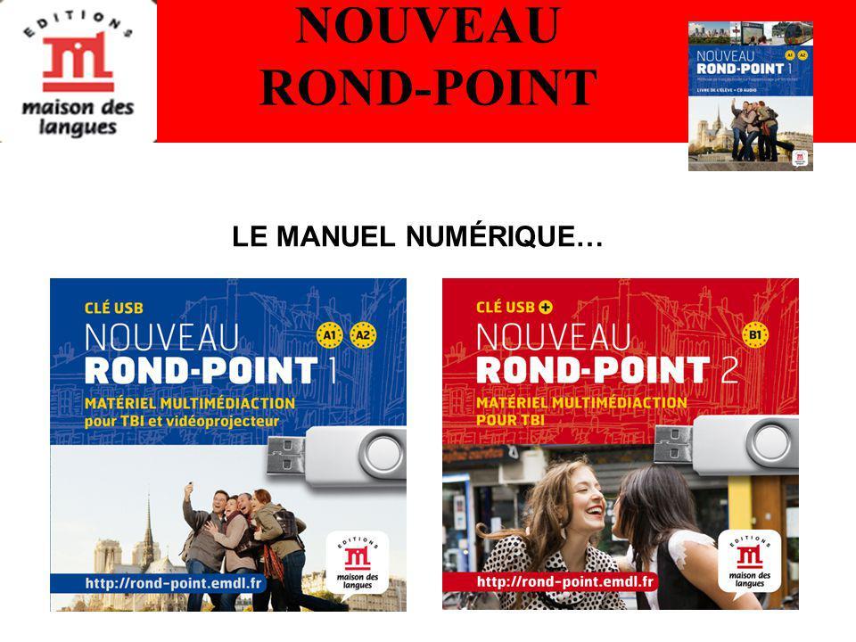 NOUVEAU ROND-POINT LE MANUEL NUMÉRIQUE…