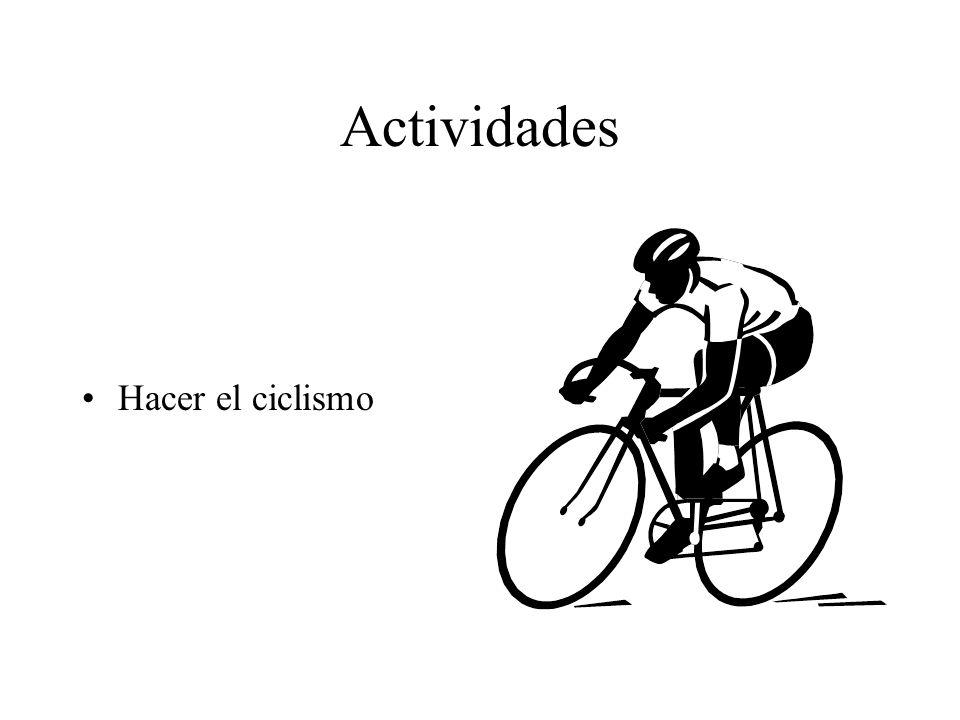Actividades Hacer el windsurf