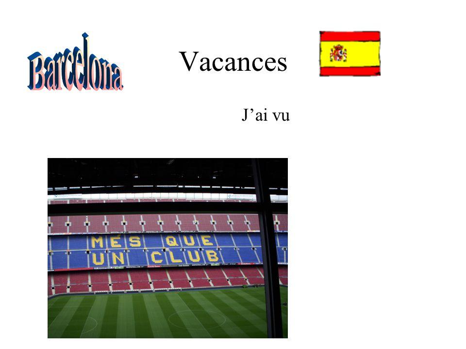 Vacances Jai vu