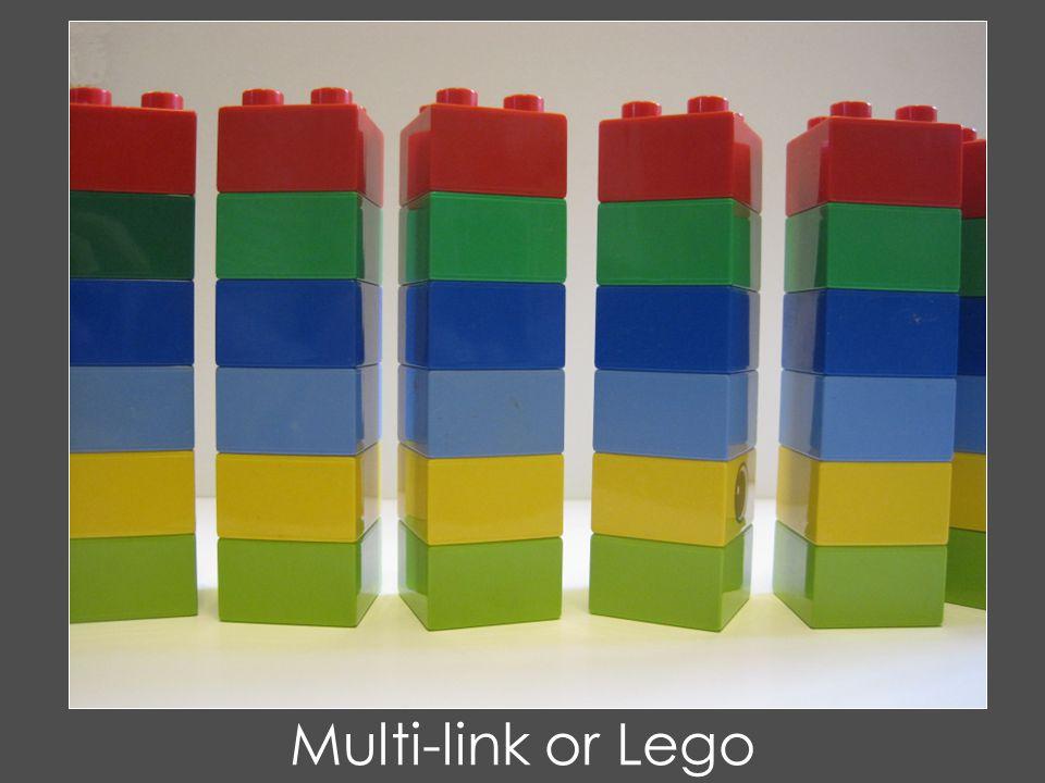 Multi-link or Lego