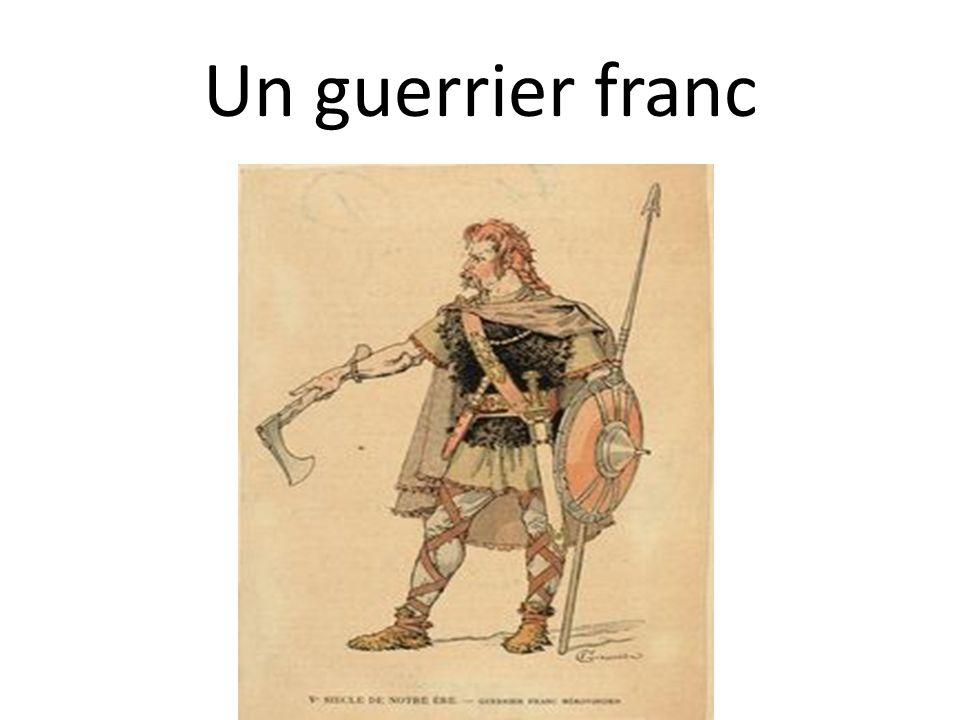 Un guerrier franc
