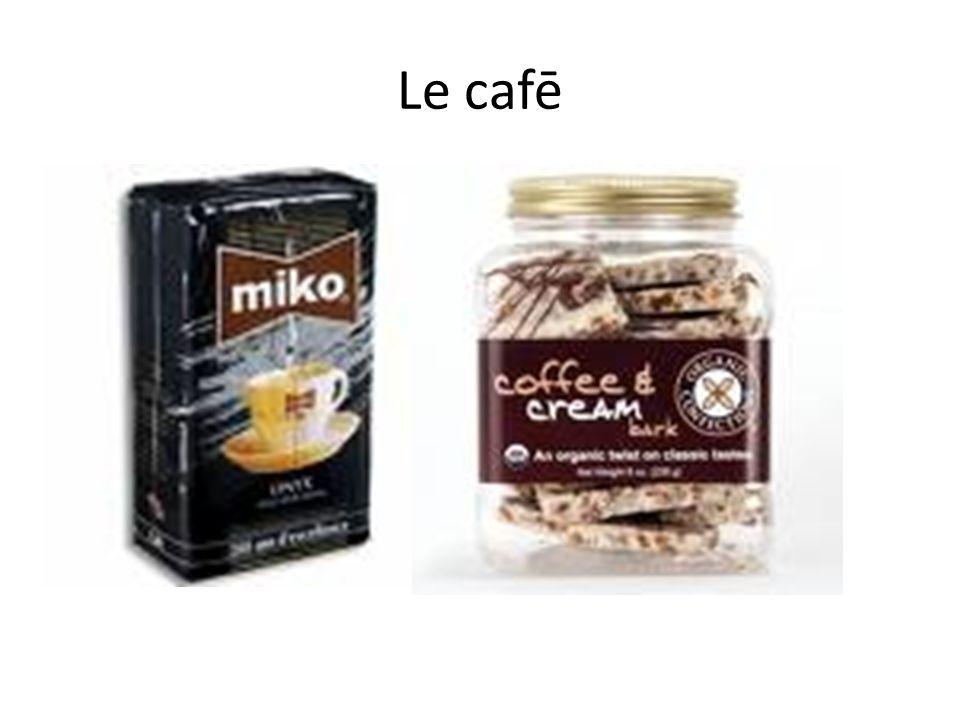 Le cafē