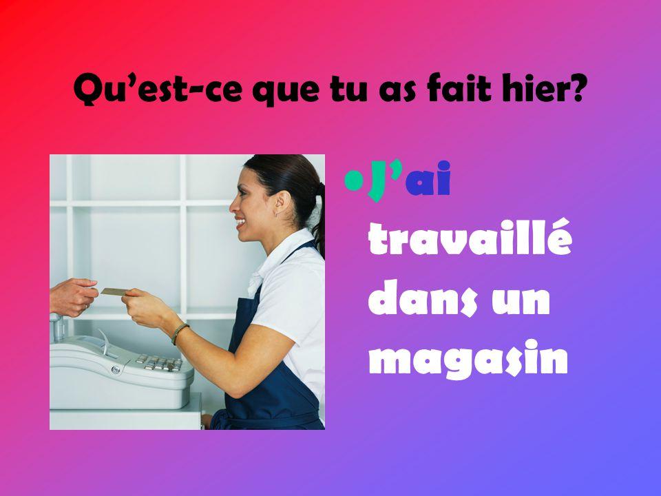 Etre verbs jesuis tues Ilest Elleest noussommes vousetes Ils Elles sont A few verbs use etre not avoir as the auxillary