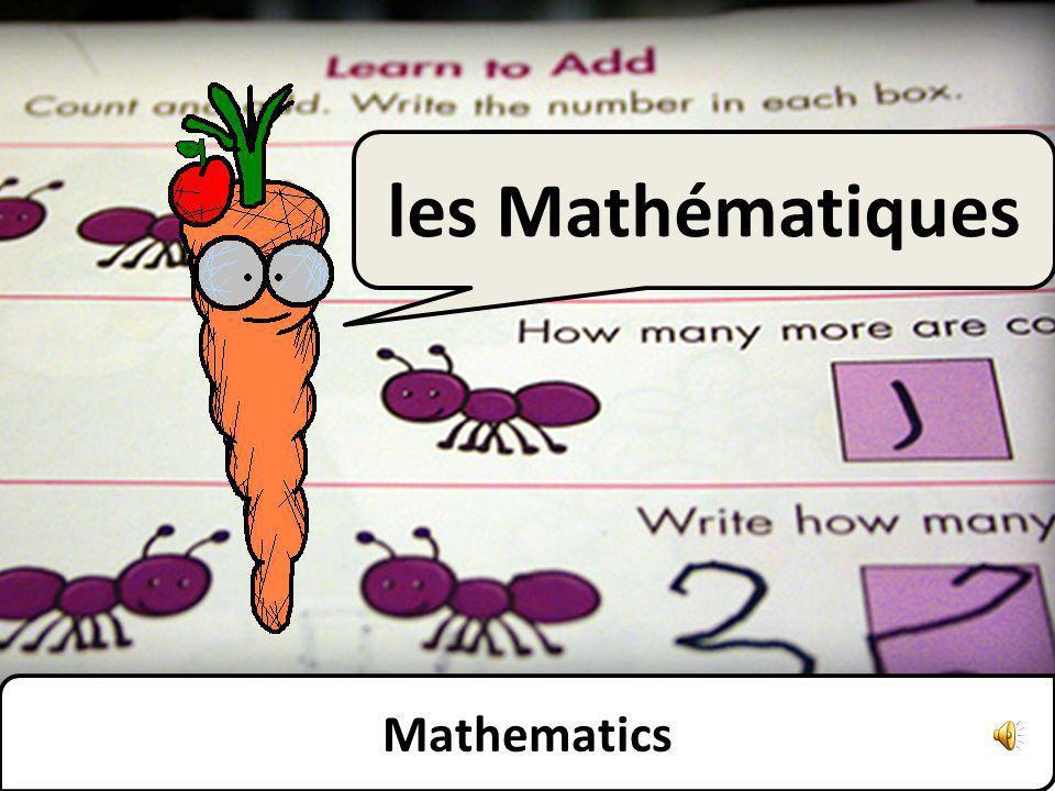 Mathematics les Mathématiques