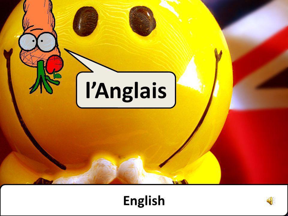 English lAnglais