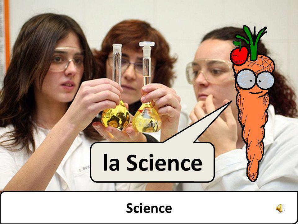 Science la Science