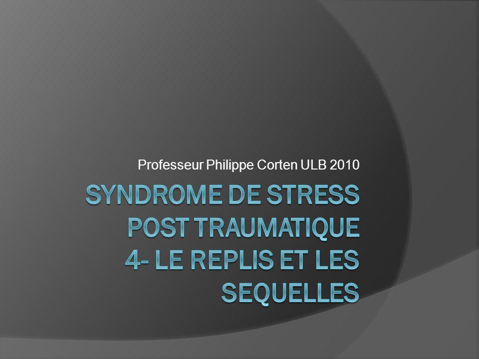 Professeur Philippe Corten ULB 2010