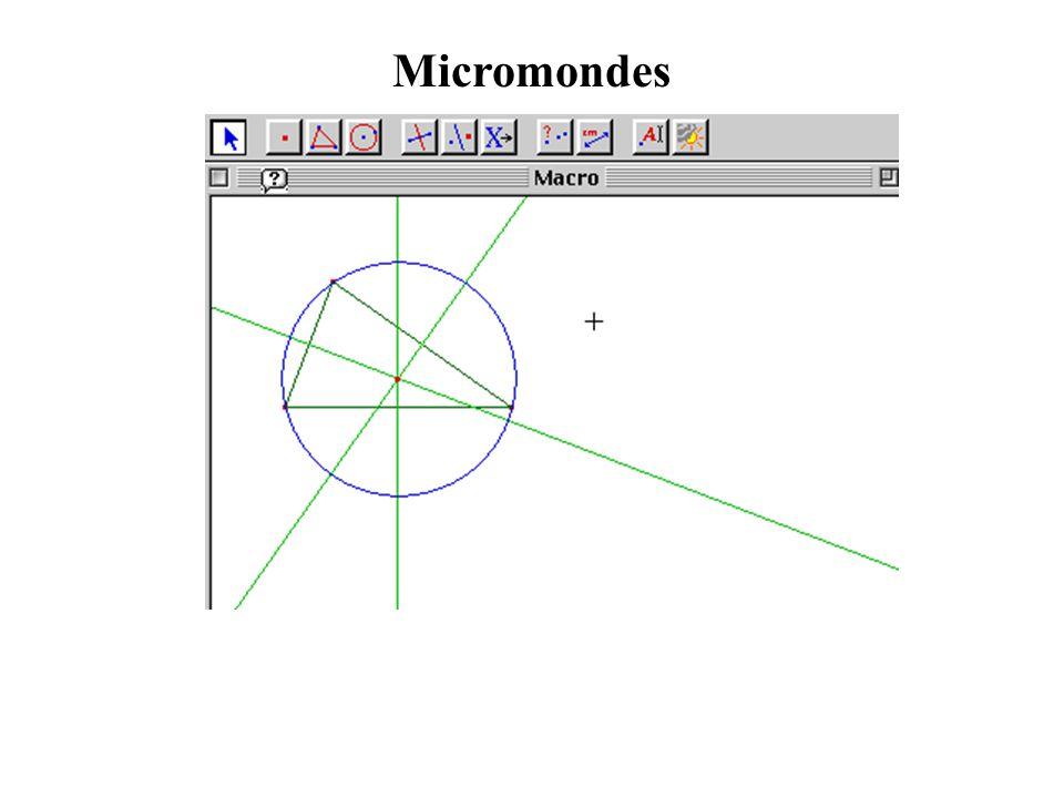 Micromondes
