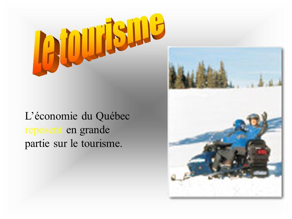 À Québec, on peut aller au cinéma IMAX, aux galeries de la capital et aller au musée de la civilisation.