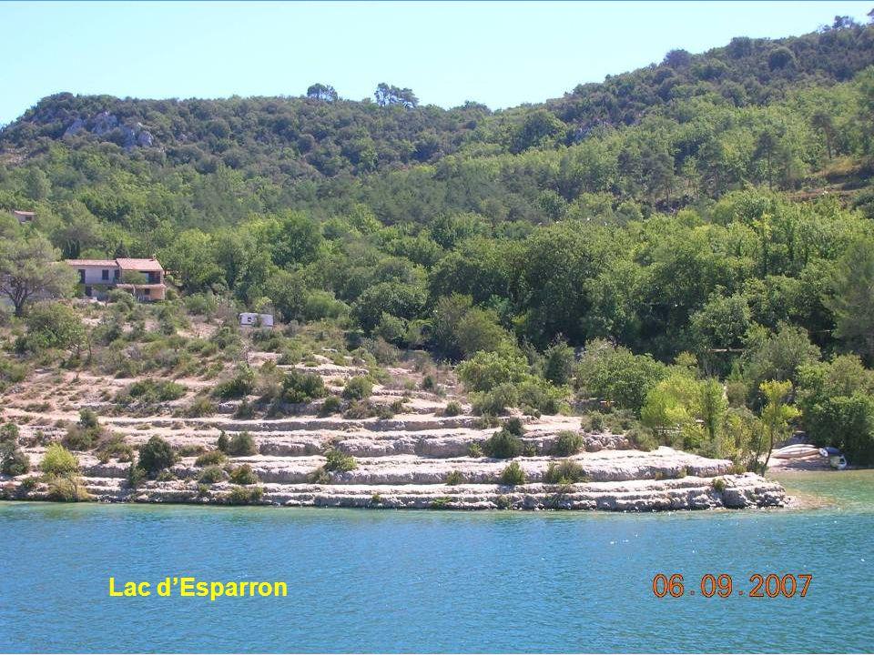 Lac dEsparron