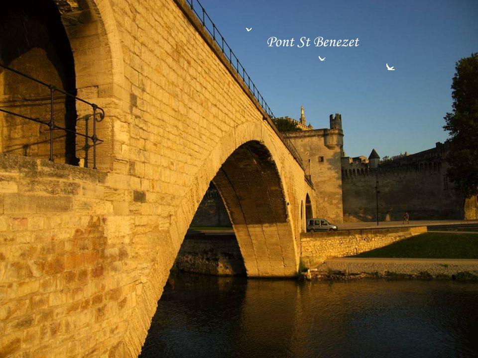 Avignon Visite en Provence –Alpes- Côtes - dAzur