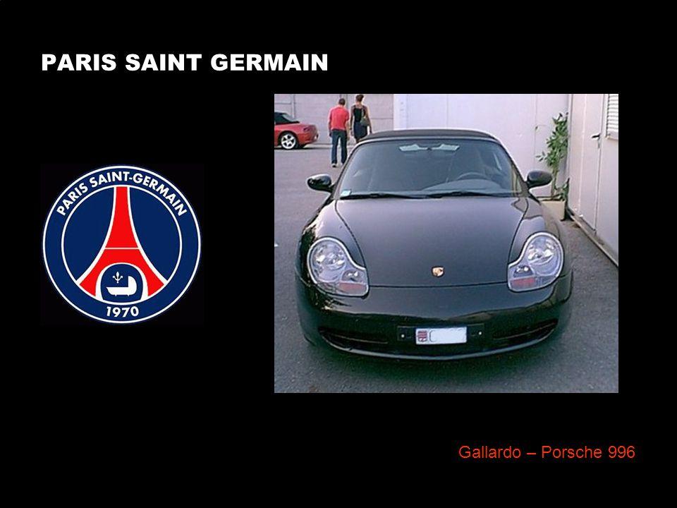 PARIS SAINT GERMAIN E. Cissé (encore lui) – Chrysler 300C