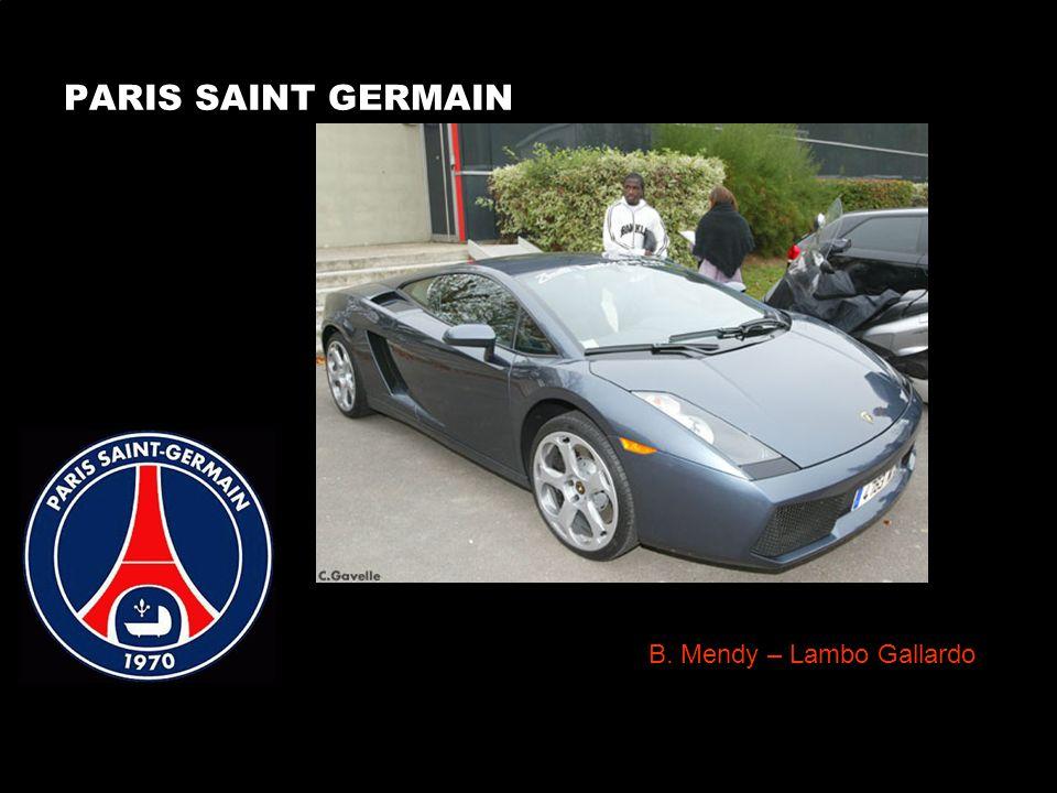 PARIS SAINT GERMAIN MBami – Cadillac Escalade