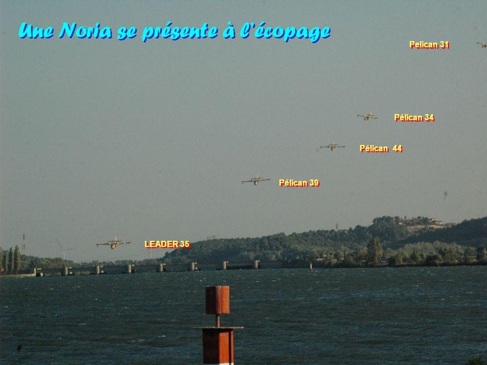 Les pilotes ont relaté quelques missions où les quatre appareils tournaient particulièrement bien. En Corse notamment, les zones à hauts risques d'inc