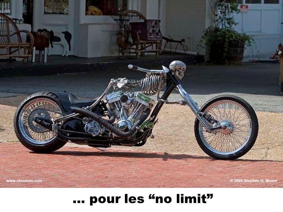 … pour les no limit