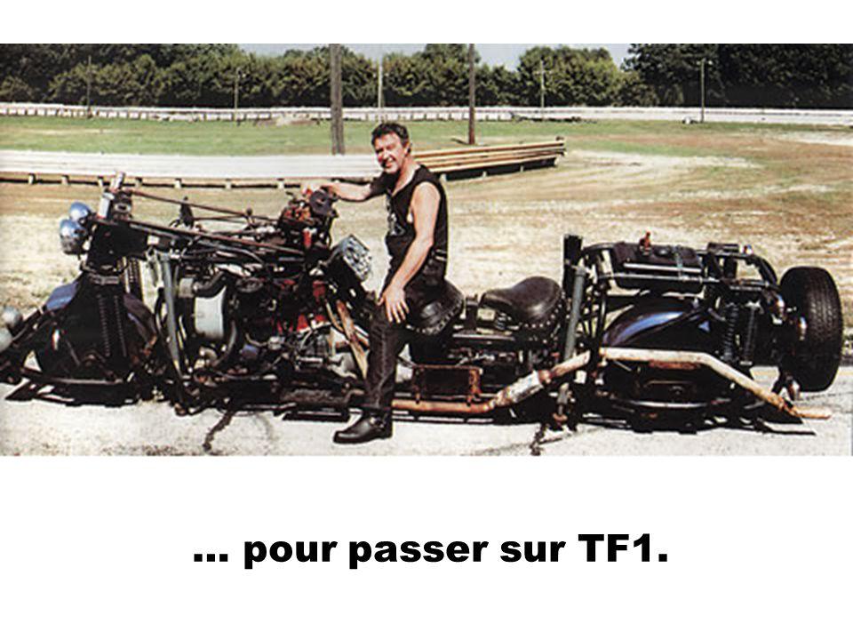 … pour passer sur TF1.