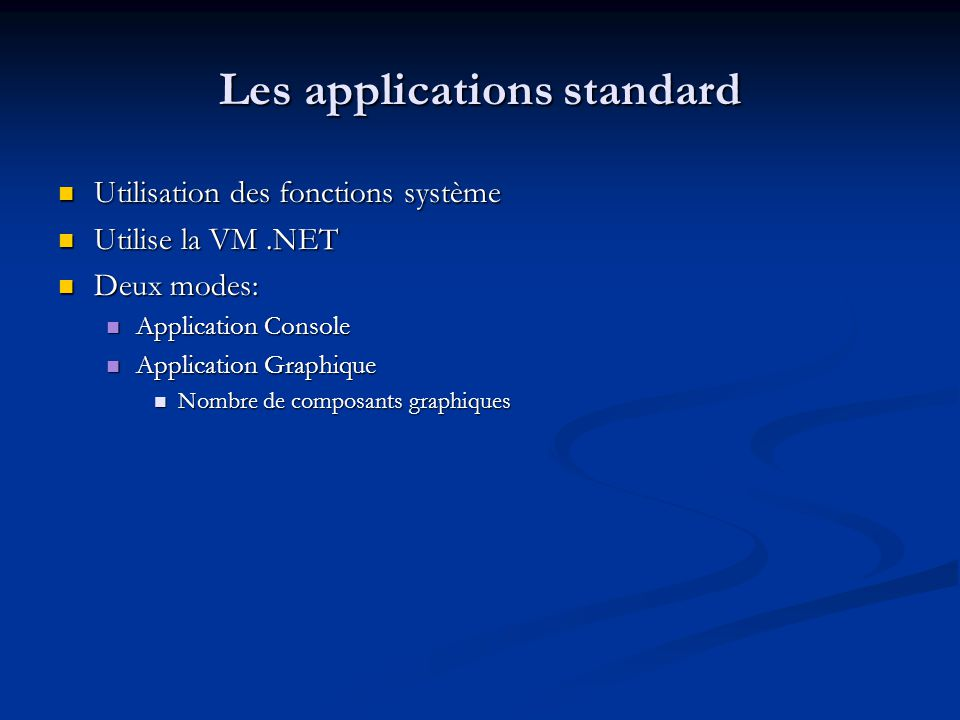 Les Sites Web en.NET Deux parties Deux parties Code de la page Code de la page Composants haut niveau asp.NET Composants haut niveau asp.NET Procédures en javascript.