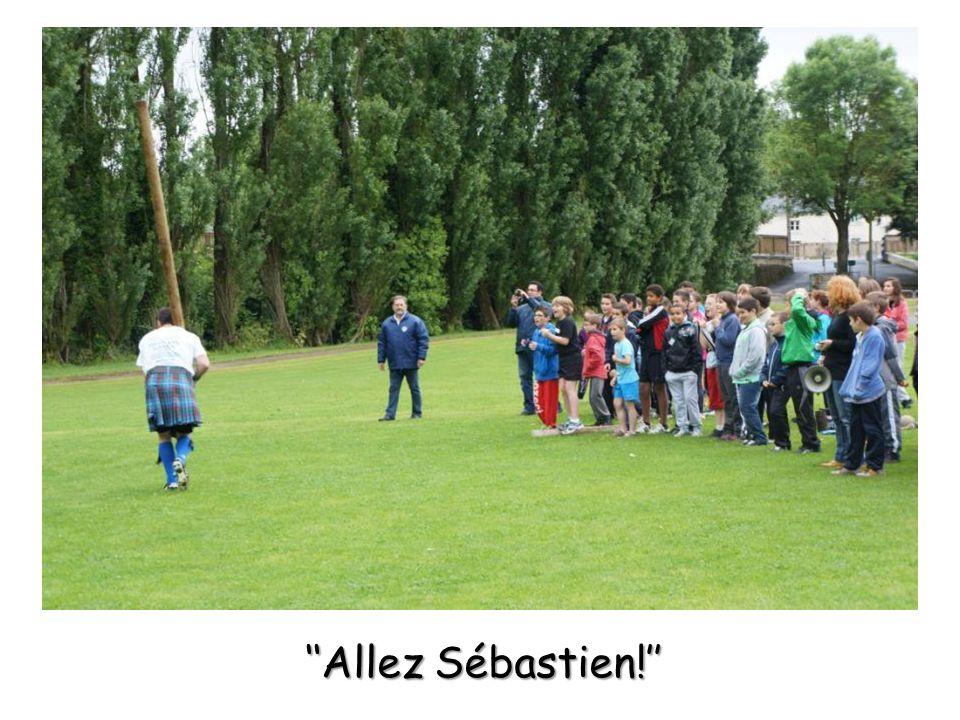 Allez Sébastien!