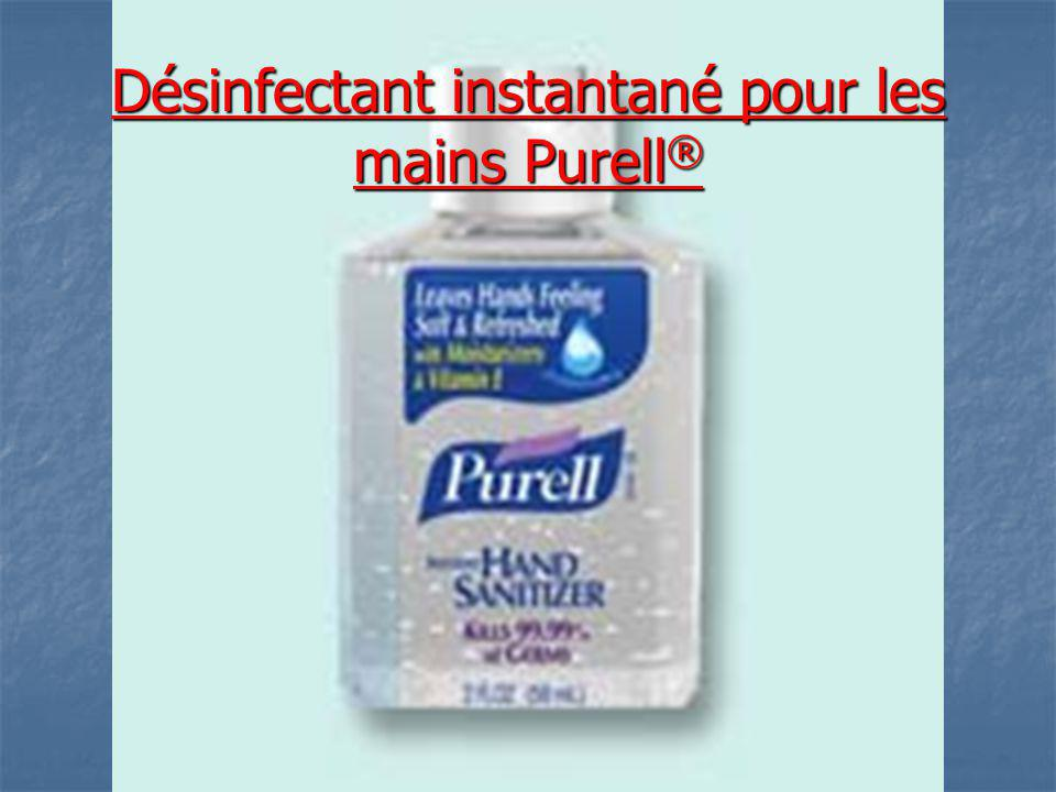 Désinfectant instantané pour les mains Purell ®