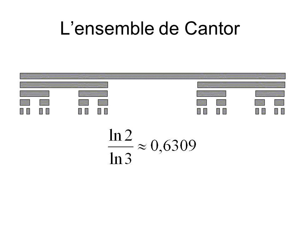 Lensemble de Cantor