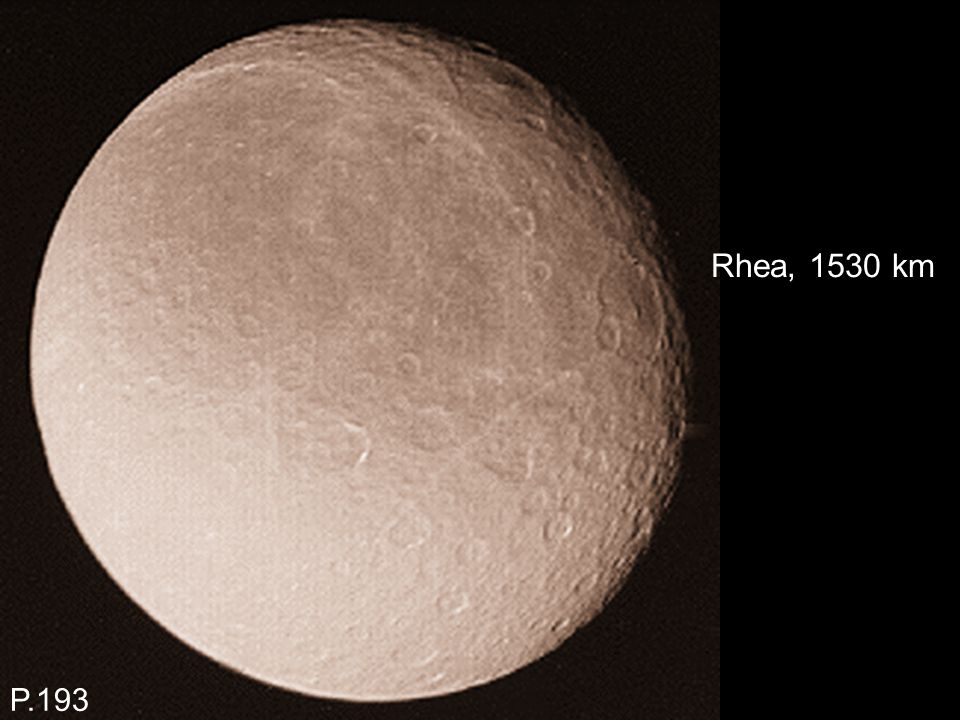 Rhea, 1530 km P.193