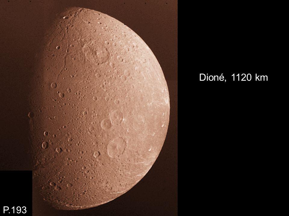Dioné, 1120 km P.193
