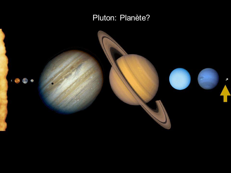 Pluton: Planète?