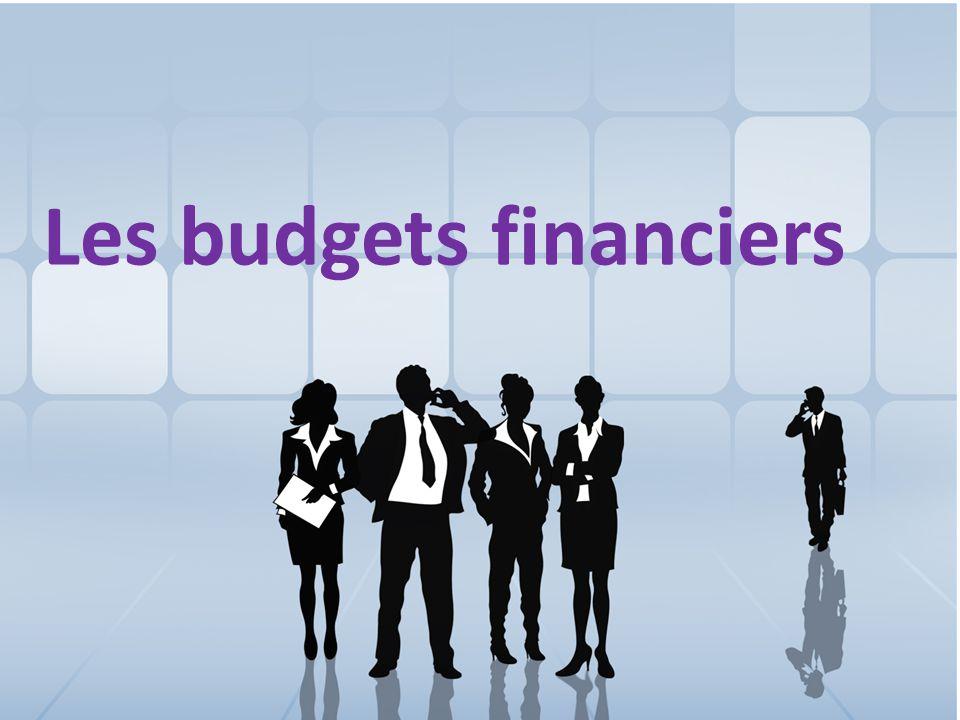 17 Les budgets financiers