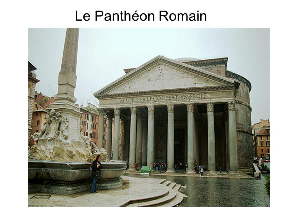Le Panthéon Romain
