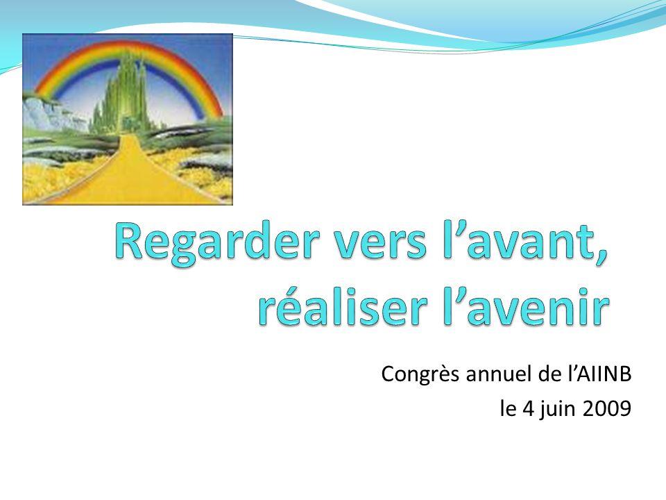 Congrès annuel de lAIINB le 4 juin 2009