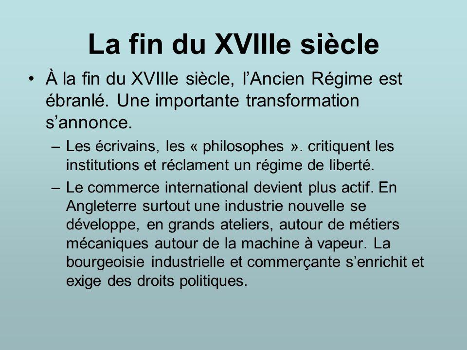 Le Tiers État Tout français qui nappartient pas aux deux ordres privilégiés fait partie du Tiers État, qui groupe 98% de la population.