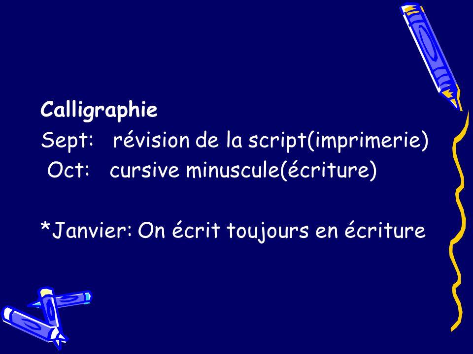 Écriture -journal, atelier décriture -projet décriture ( 12 phrases ) *On écrit au « son » sauf les mots dortho.