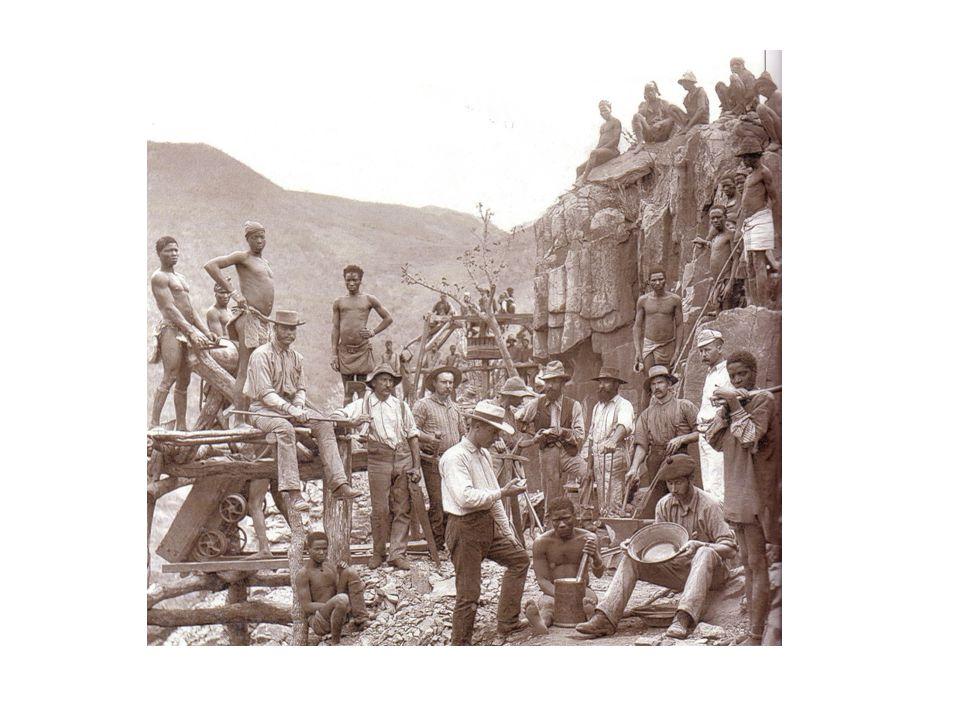 Le nouvel impérialisme Cette nouvelle sorte de colonisation en Afrique va créer: Le travail forcé: dans certaines colonies, les Africains reçoivent des punitions corporelles si une certaine production nest pas atteinte.