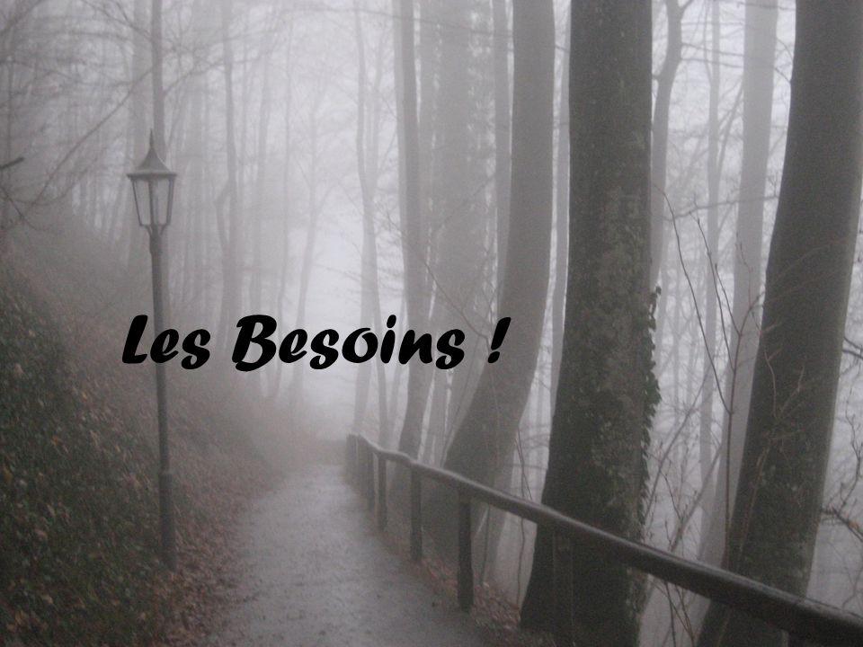 Les Besoins !