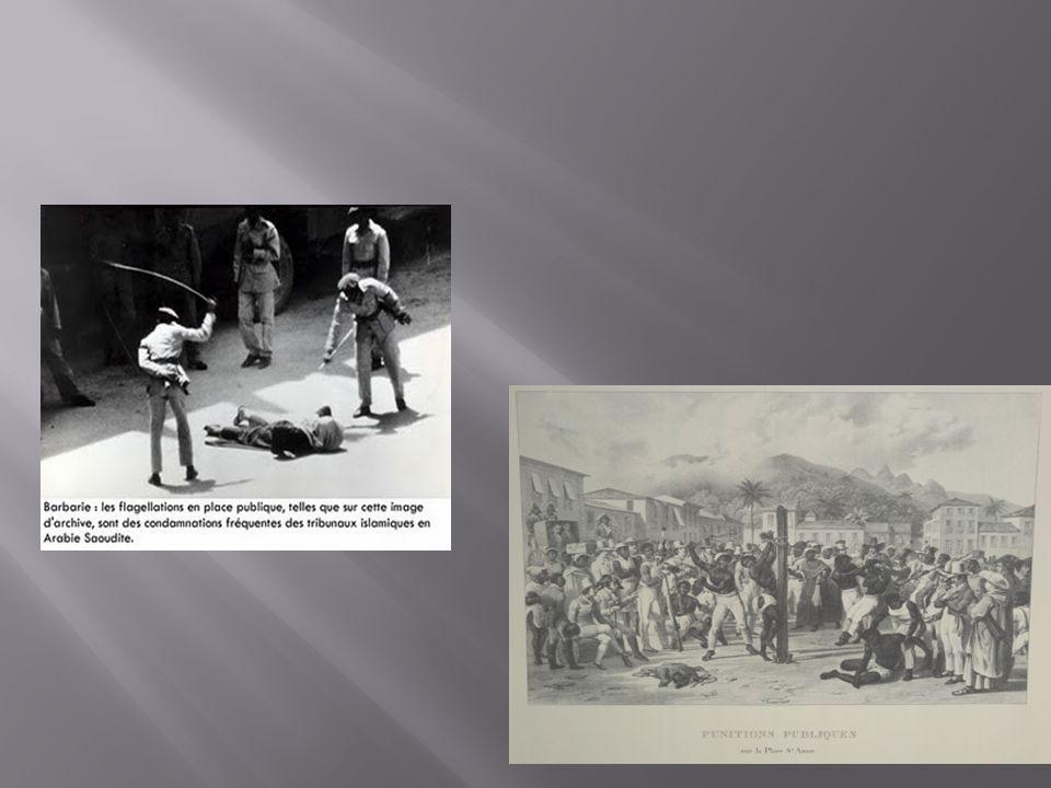 EXEMPLE B: Les exécutions avaient lieu sur la place publique et devenaient souvent lobjet de fêtes ou de foires attirant des visiteurs venant de plusieurs kilomètres à la ronde.