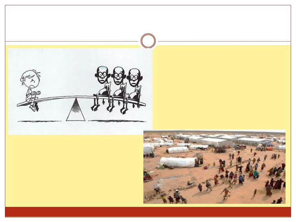 Carte de famine en Afrique subsaharienne