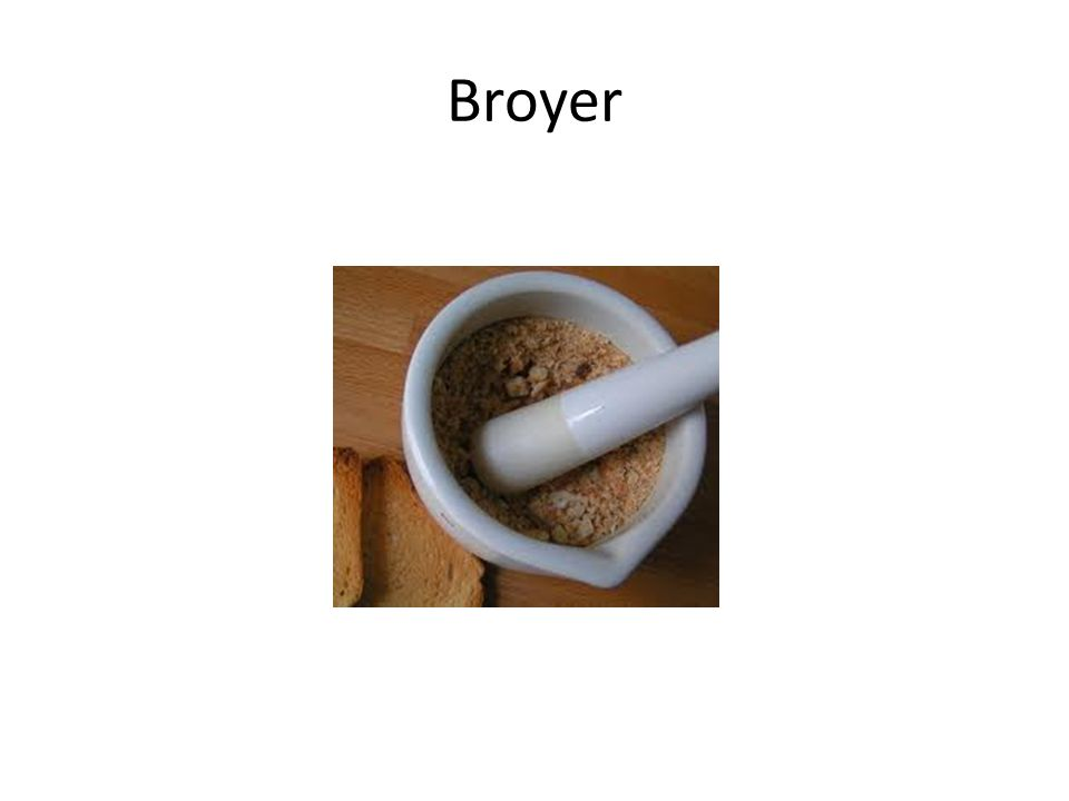Broyer
