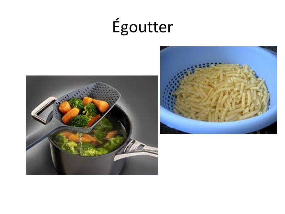 Égoutter