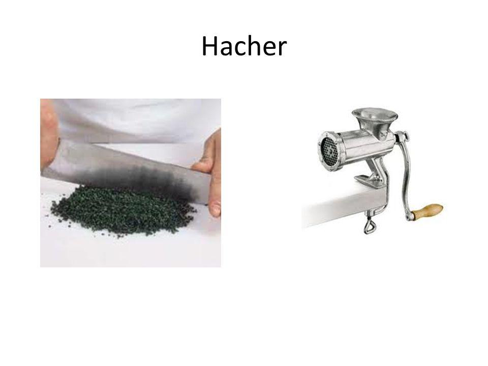 Hacher
