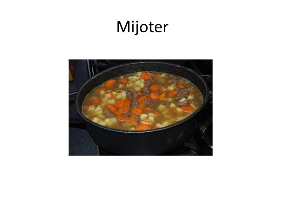 Mijoter