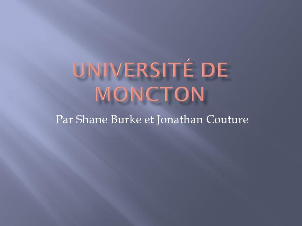 Par Shane Burke et Jonathan Couture