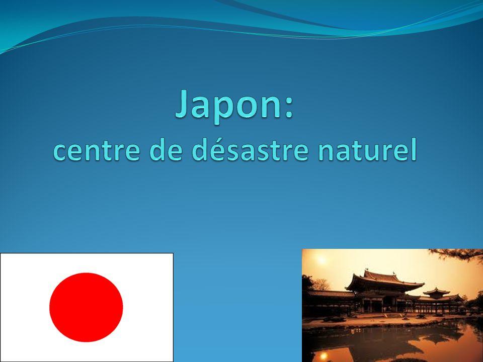 Description généraledu Japon Pays insulaire de lAsie de lEst; Situé dans locéan Pacifique, il se trouve dans la mer du Japon à la frontière de trois plaques tectoniques: Pacifique, eurasienne et Philippines.