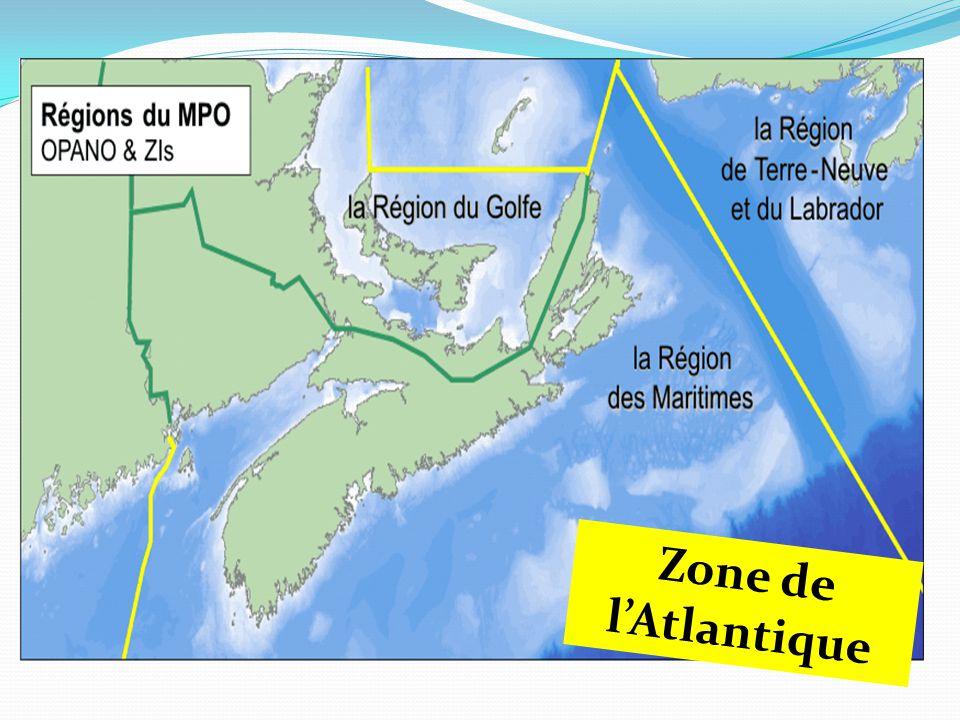 Zone de lAtlantique