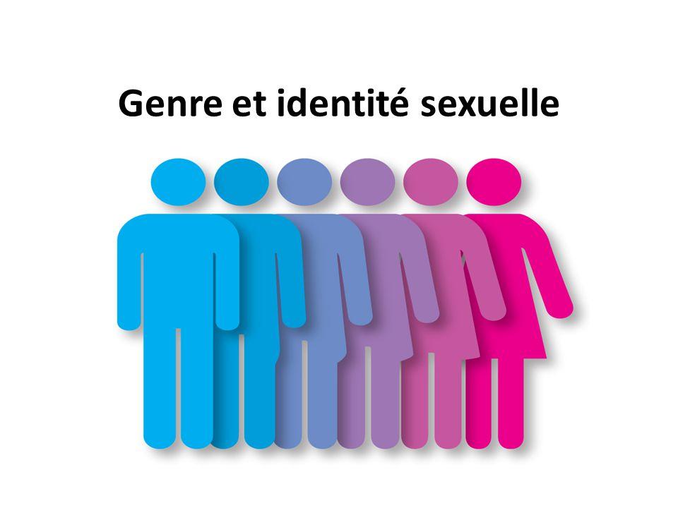 Qu est-ce que le genre.Qu est-ce que l identité sexuelle.
