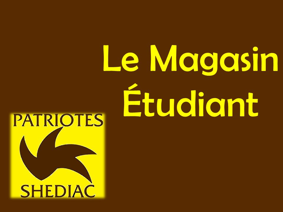 Le Magasin Étudiant