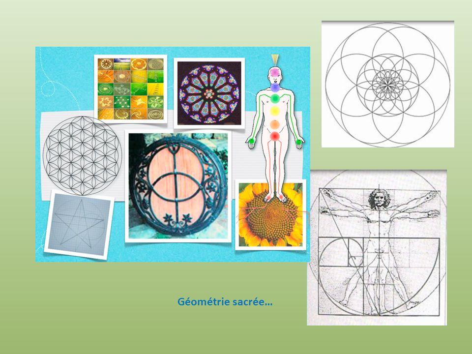 Géométrie sacrée…
